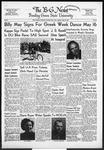 The B-G News April 29, 1952
