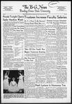 The B-G News May 6, 1952