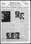 The B-G News May 9, 1952