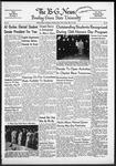 The B-G News May 16, 1952