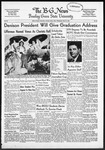 The B-G News May 21, 1952