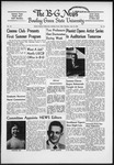 The B-G News June 12, 1952
