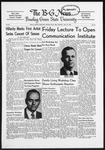 The B-G News June 19, 1952