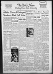 The B-G News September 23, 1952