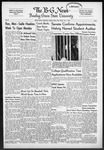 The B-G News October 3, 1952