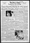 The B-G News October 14, 1952