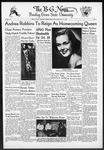 The B-G News October 17, 1952