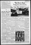 The B-G News October 21, 1952