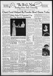 The B-G News October 24, 1952