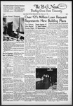 The B-G News October 31, 1952