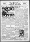 The B-G News November 7, 1952