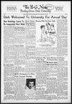 The B-G News November 14, 1952