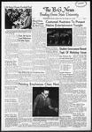 The B-G News November 18, 1952