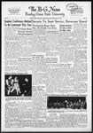 The B-G News November 21, 1952