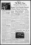 The B-G News December 9, 1952