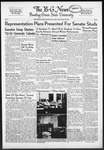 The B-G News January 16, 1953