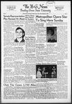 The B-G News February 13, 1953