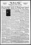 The B-G News February 27, 1953
