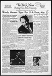 The B-G News March 10, 1953