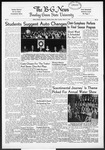 The B-G News March 17, 1953