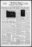 The B-G News March 27, 1953