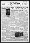 The B-G News April 10, 1953