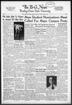The B-G News April 28, 1953