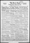 The B-G News May 8, 1953