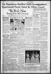 The B-G News May 12, 1953
