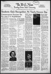 The B-G News May 26, 1953