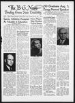 The B-G News July 30, 1953