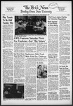 The B-G News September 25, 1953
