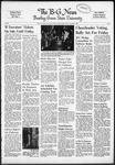 The B-G News October 6, 1953