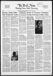 The B-G News October 9, 1953