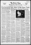 The B-G News October 16, 1953