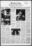 The B-G News October 30, 1953