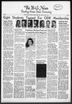 The B-G News January 8, 1954