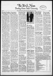 The B-G News January 12, 1954