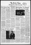 The B-G News January 15, 1954