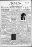 The B-G News March 2, 1954