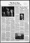 The B-G News March 9, 1954