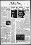The B-G News March 19, 1954