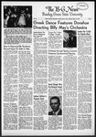 The B-G News March 23, 1954
