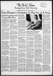 The B-G News April 9, 1954