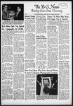 The B-G News April 27, 1954