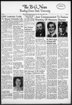 The B-G News April 30, 1954