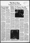 The B-G News May 21, 1954
