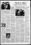 The B-G News May 25, 1954