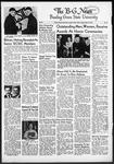 The B-G News May 25, 1954