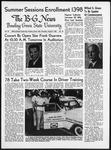 The B-G News August 5, 1954
